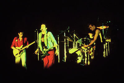 The Clash in Concert in NYC