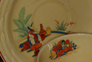 Homer Laughlin Hacienda Pattern
