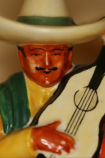 Mexican Man Figurine