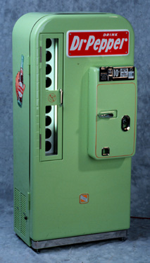 Dr Pepper VMC 81 Soda Machine