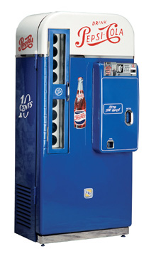 Pepsi-Cola VMC 81 Soda Machine