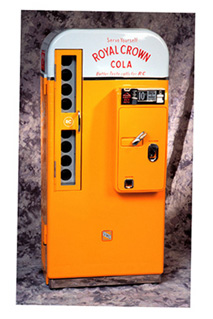 Royal Crown VMC 81 Soda Machine