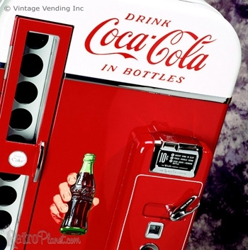 Vendo 81 Coca-Cola Soda Machine