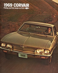 Chevrolet Corvair Brochure