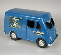 G. Fox & Co. Delivery Truck Replica