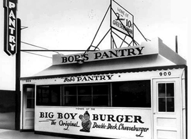 Bob's Pantry: Original Big Boy Restaurant