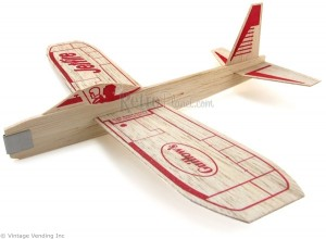 Balsa Wood Planes Make For Great Summer Fun