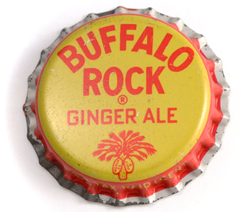 Buffalo Rock Soda Bottle Cap