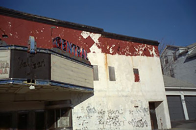 Central Theater Lawrence MA