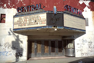 Lawrence Central Theater