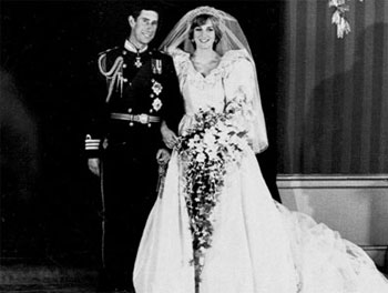 Prince Charles Lady Diana Married in 1981