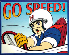 Speed Racer Comic Movie Icon Racer X