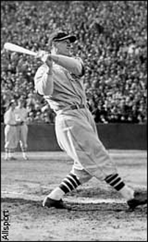 Lou Gehrig 1938 Home Run