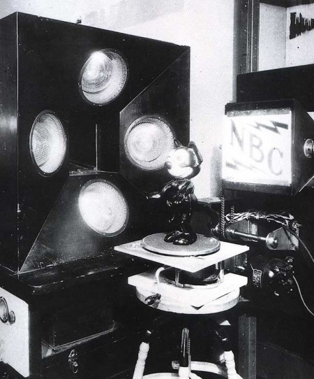 Felix the Cat TV Testing