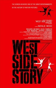 West Side Story mini poster