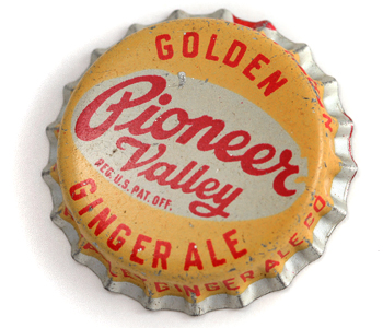 Pioneer Valley Soda Bottle Cap