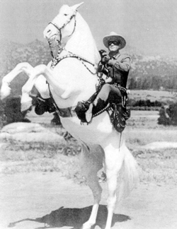 The Lone Ranger Clayton Moore