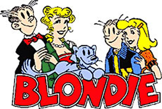 Blondie Comic Strip