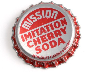 Mission Soda Bottle Cap