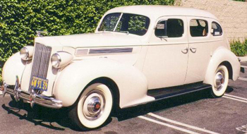 1939 Packard Automobile