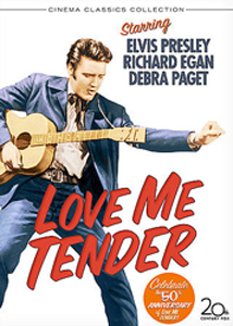 Elvis Love Me Tender Movie Poster