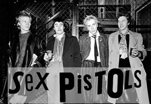 The Sex Pistols in the '70s
