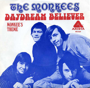 The Monkees Daydream Believer Album