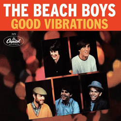 Beach Boys Good Vibrations Single