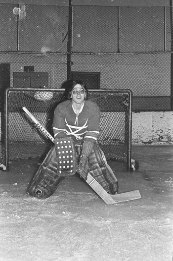 Frost Arena Goalie