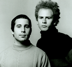 Simon and Garfunkel 1966