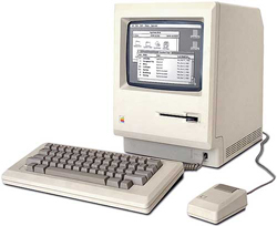 Apple Macintosh Computer 1984