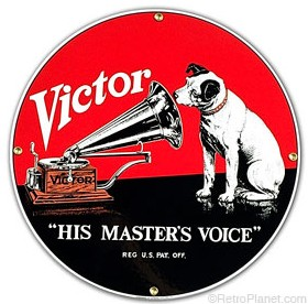 Character Of The Week Rca Victor Nipper