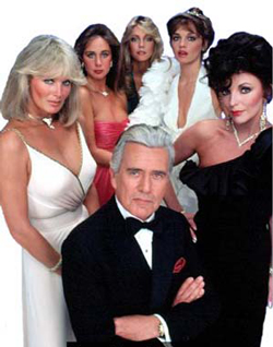 The Cast of DYNASTY