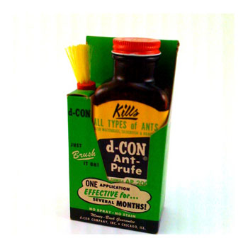 D-Con Ant Killer-iPhone App Camera Bag Photo