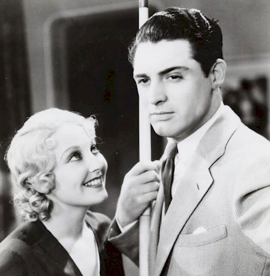 Cary Grant in This is the Night