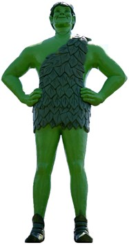 Jolly Green Giant-Green Giant Icon