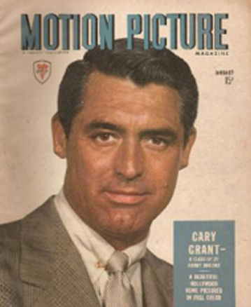 Motion Picture Magazine January 1945
