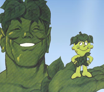 Sprout and the Green Giant
