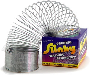Slinky, The Original Walking Spring Toy