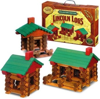 Classic Toys Lincoln Logs