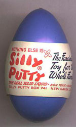 1960s Silly Putty