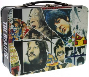 Beatles Anthology Lunchbox