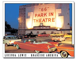 66 Park In Theater Roadside America Sign