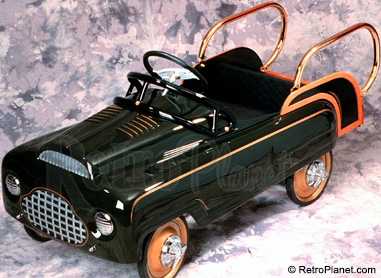 1950s AMF Pedal Car