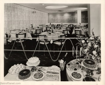 The Monsignore Dining Room