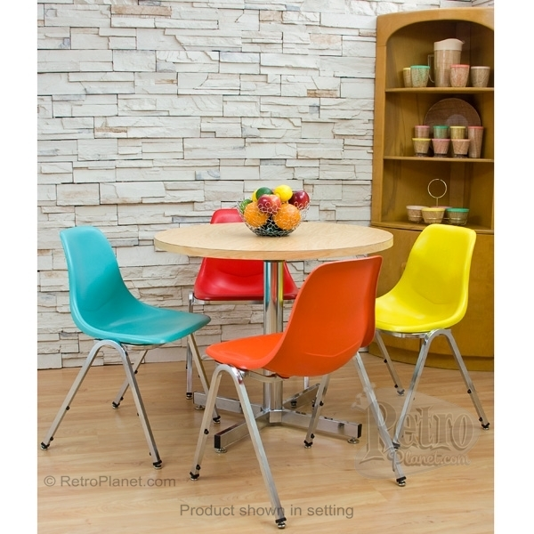 Retro Decorating Ideas 1960s Dinette Set