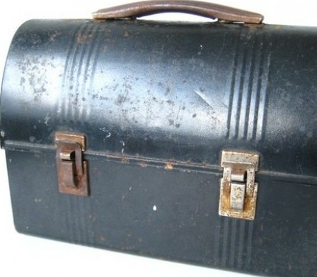Image of a Vintage Lunchbox