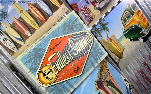 Endless Summer Surfing Sign