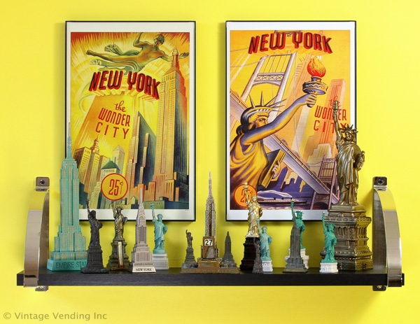 New York Travel Decor