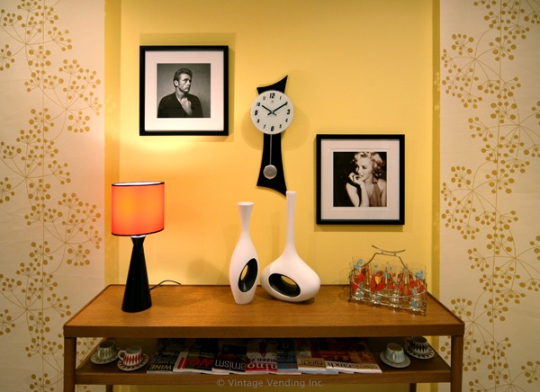 Retro Inspired Decorating Ideas